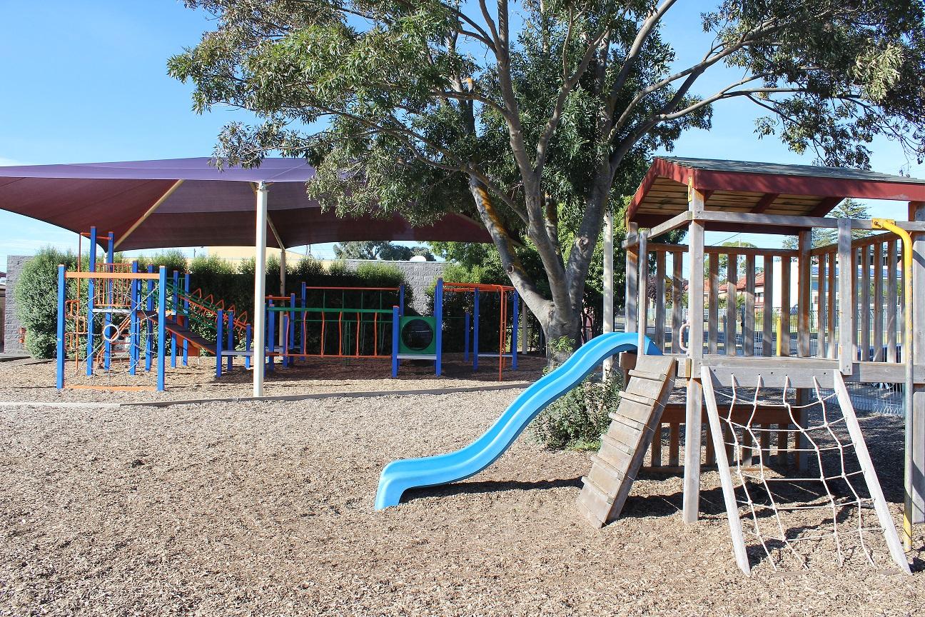 Prep - Grade 2 Playground