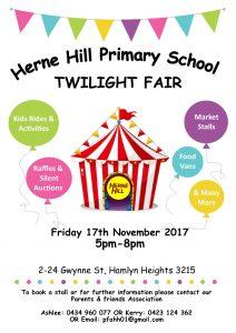 Twilight Fair Poster